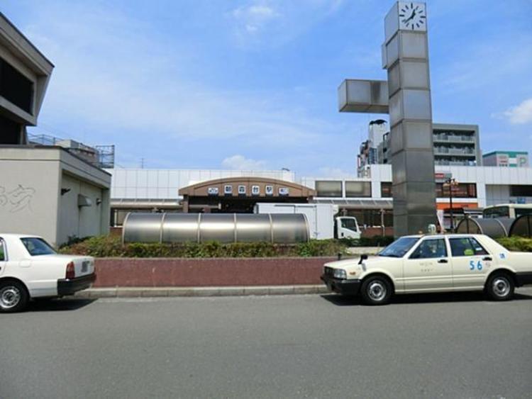 東武鉄道朝霞台駅