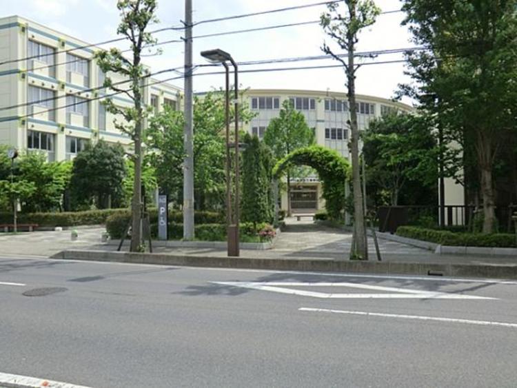 さいたま市立春野中学校 1100m
