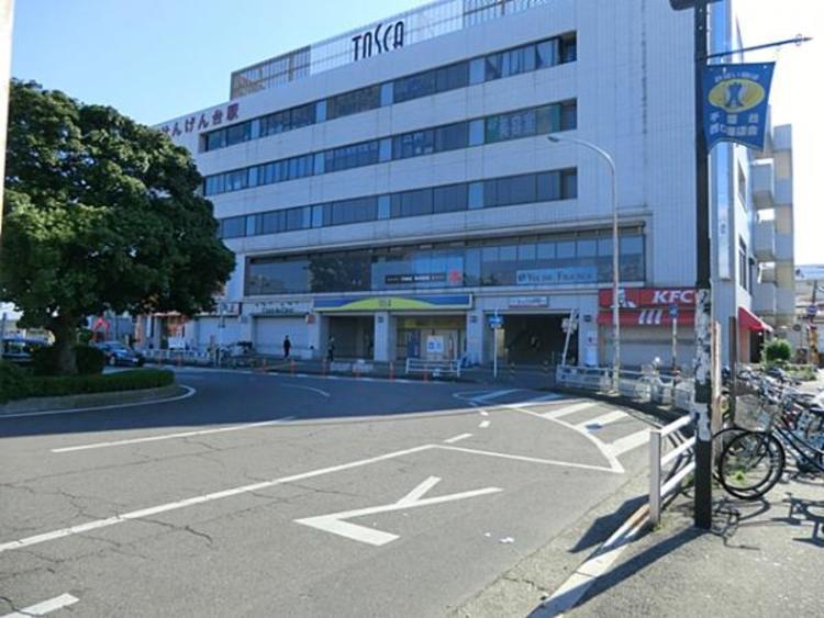 東武鉄道せんげん台駅880m