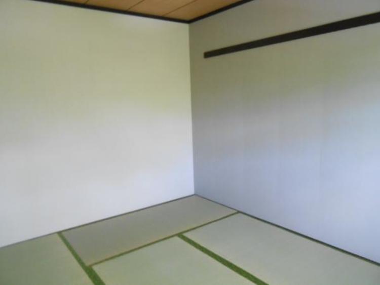 畳の香りが日本人の心を癒してくれそうです。