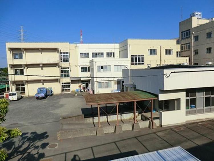 成瀬中央小学校800m