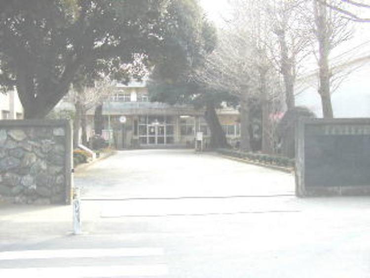 習志野市立第二中学校