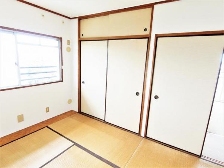 和室は2か所ございます。