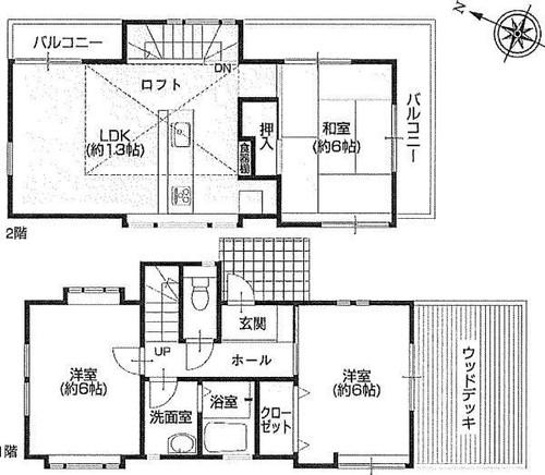 横浜市金沢区富岡西4丁目戸建の物件画像
