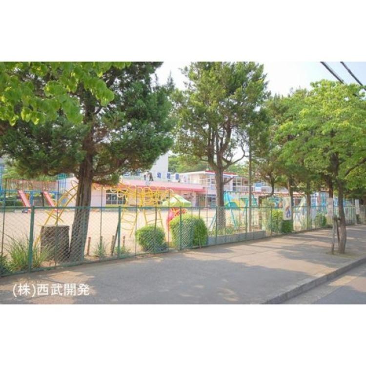 第二新座幼稚園(約820m)