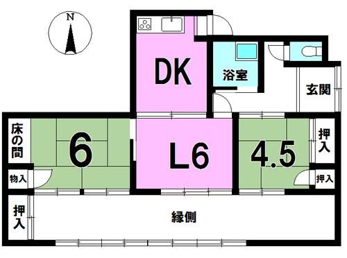 北崎町井田 中古戸建の物件画像