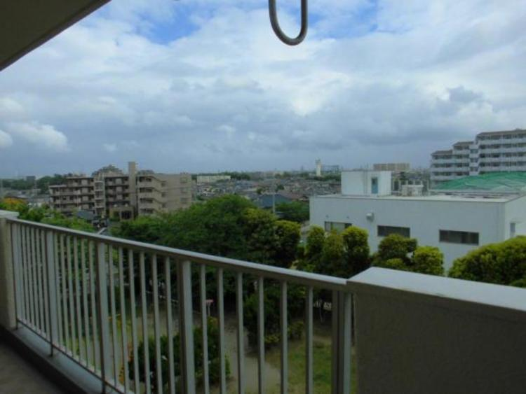 ●5階からの開放的な眺望をお楽しみいただけます!
