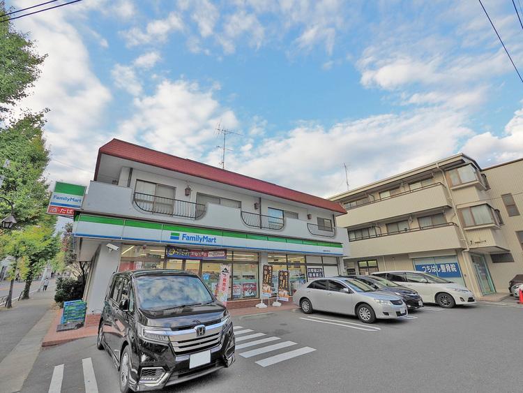 ファミリーマート田園都市鷺沼店 距離900m