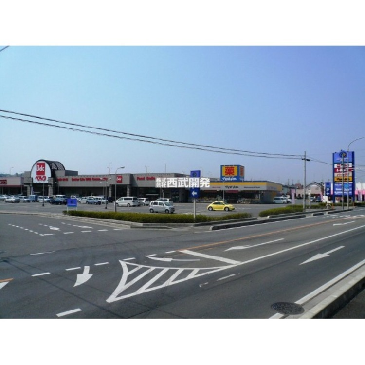 入間野田モール(約40m)