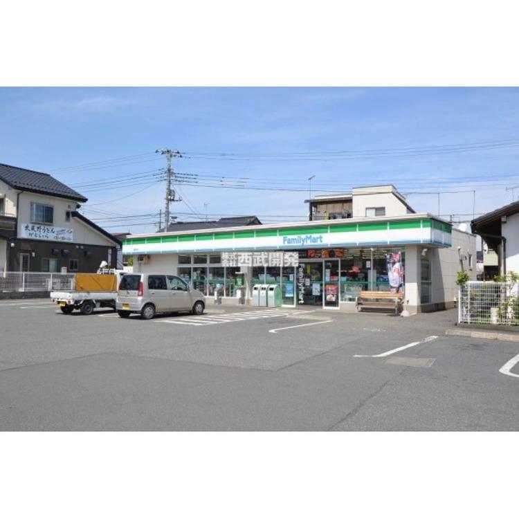 ファミリーマート入間野田店(約190m)