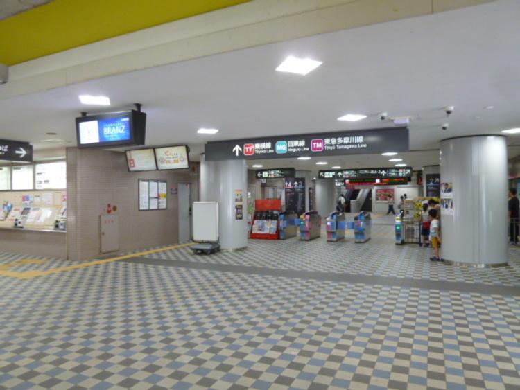 多摩川駅 距離1400m
