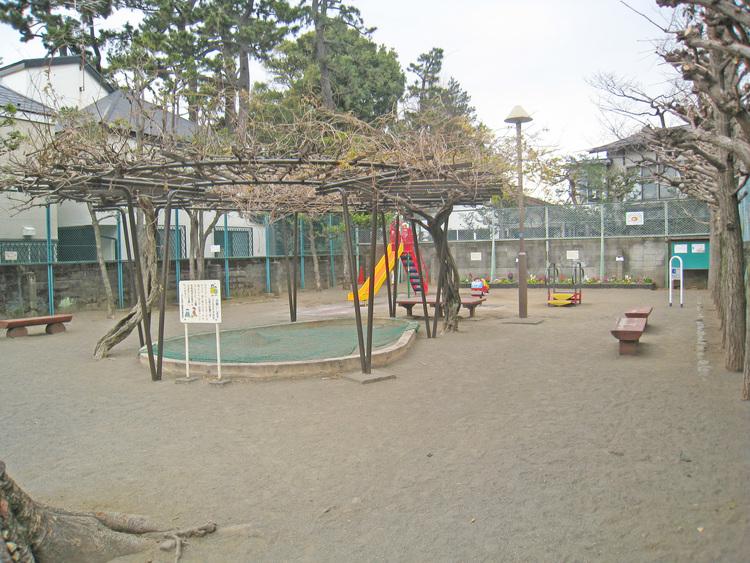 区立東玉川公園 距離2300m