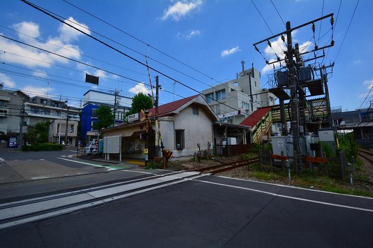 津田山駅 距離650m