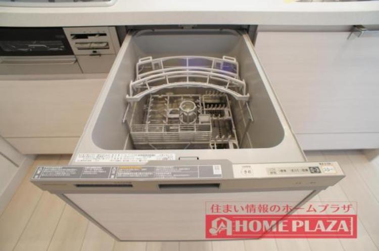 忙しいママさんの味方!食器洗浄機付きで体にも経済的にも優しい!