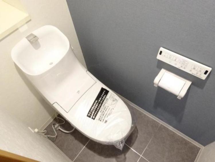 ウォシュレットタイプのトイレです!