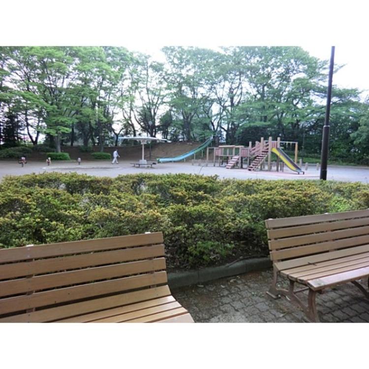 富士見公園(約150m)