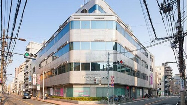 医療法人社団森と海東京東京蒲田病院まで250m 平成24年9月にJR蒲田西口に誕生した病床数180床の病院。