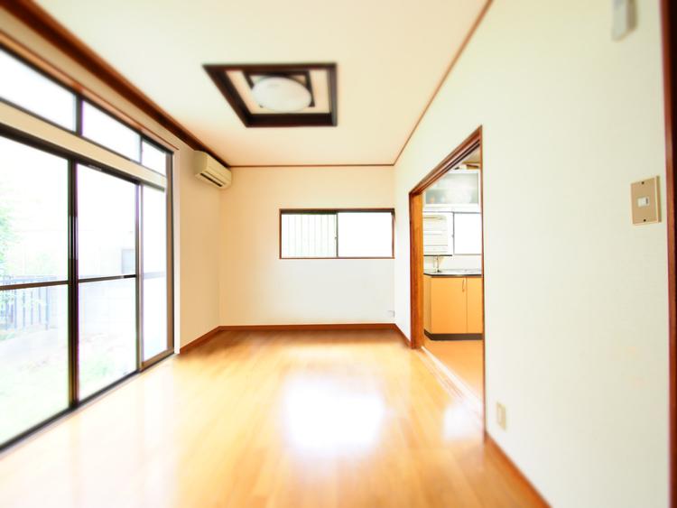 ※最新の画像処理技術で家具を消し、空室イメージを再現しています。