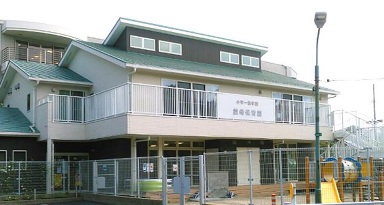 小平一橋学園雲母保育園まで421m