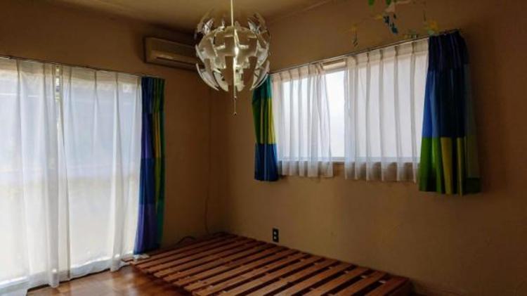 ●2面採光で日当たり・風通し良好のお部屋です!