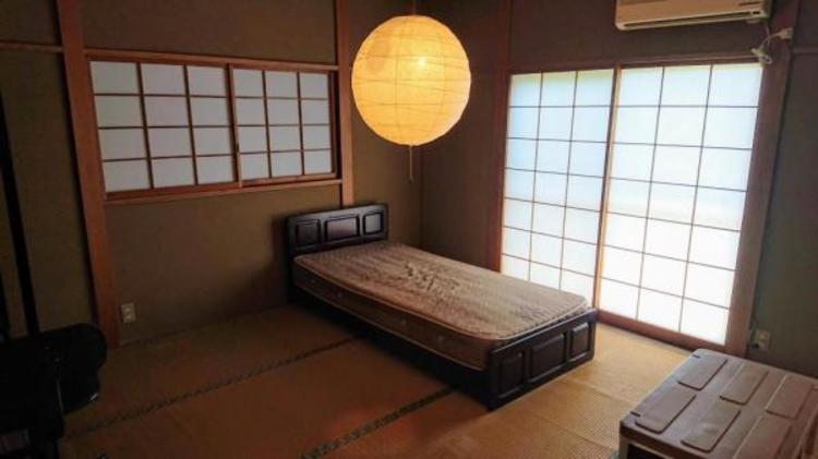 ●8帖の和室はほっと一息つけるくつろぎの空間です!