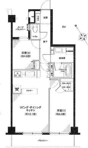 ニックライブハイム弘明寺の物件画像