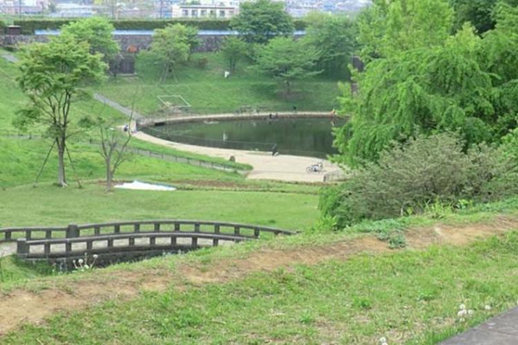 栃谷戸公園  1122m