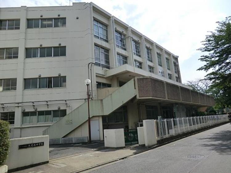 さいたま市立大宮西中学校1600m