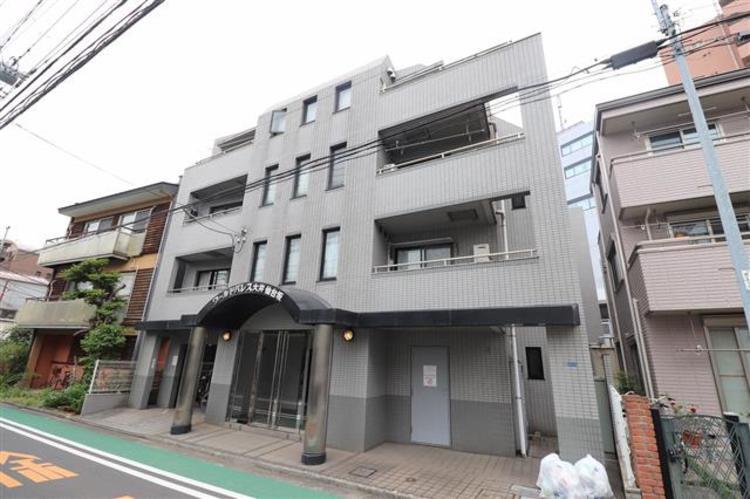 JR京浜東北線「大井町」駅より徒歩5分。静かで住みやすい環境です。内装リノベーション済みの綺麗なお部屋です。