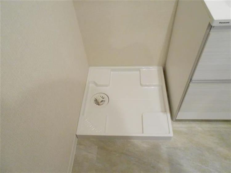 浴室洗濯機パン完備