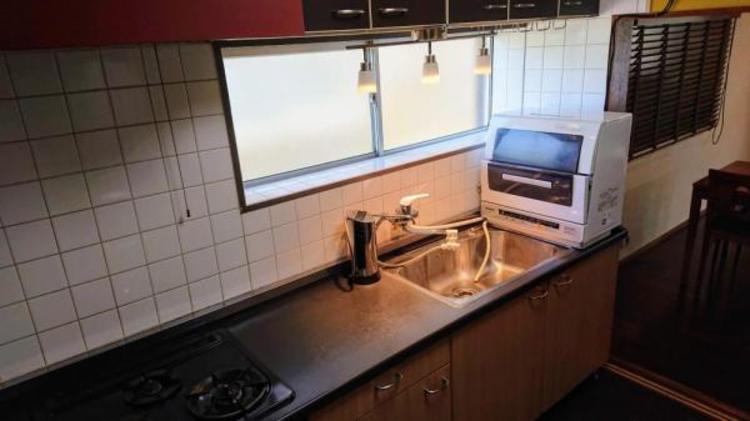 ●収納も多く作業スペースも広いキッチンです!