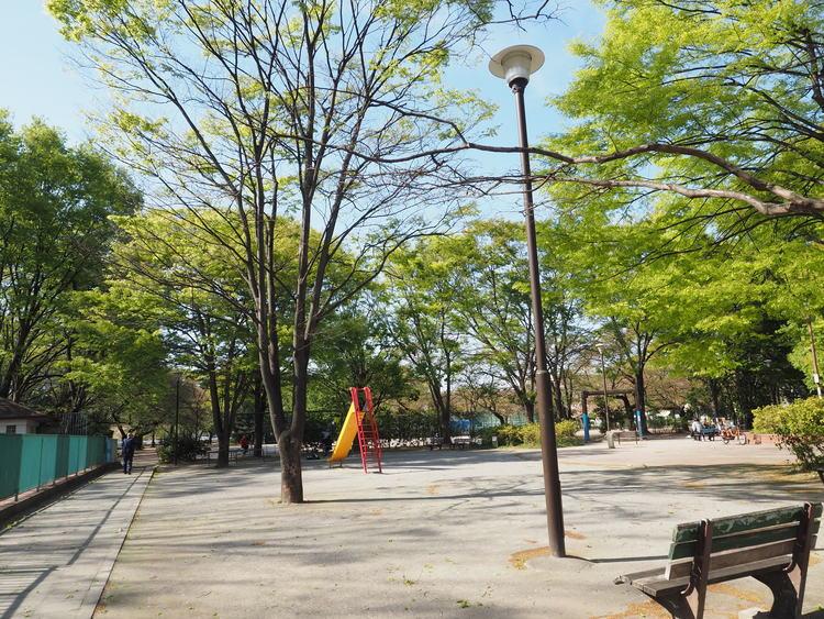 成増北第一公園まで333m