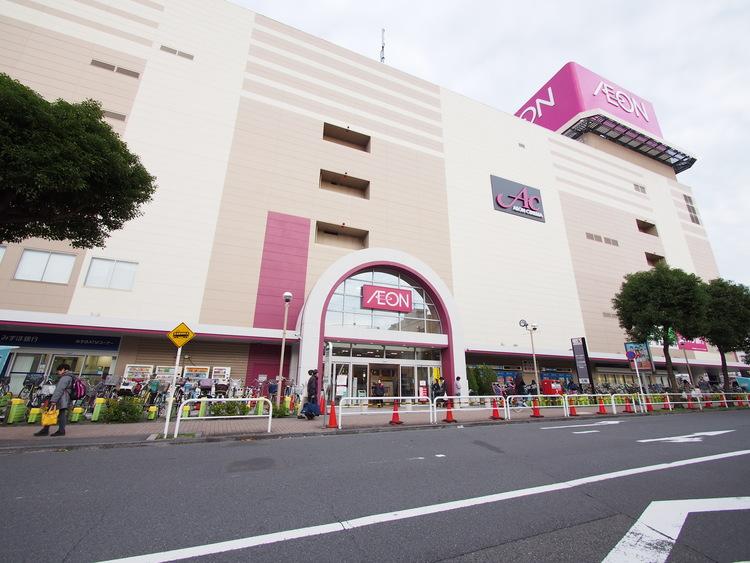 イオン板橋ショッピングセンター まで400m