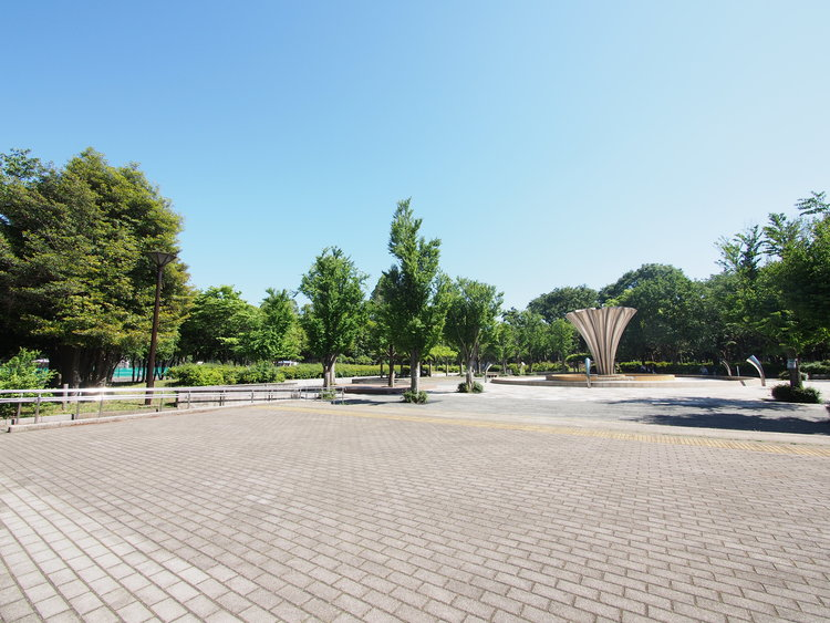 都立赤塚公園まで1700m