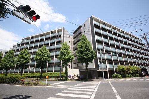 レーベン新川崎デュアリズムの物件画像