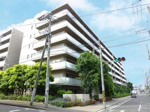 オーベルグランディオ横浜鶴見アリーナテラスの物件画像