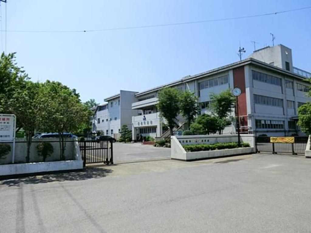 春日部市立飯沼中学校1500m