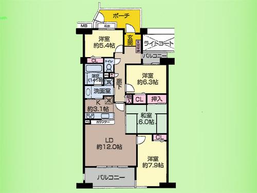 エステスクエア小田急相模原ステージIの画像