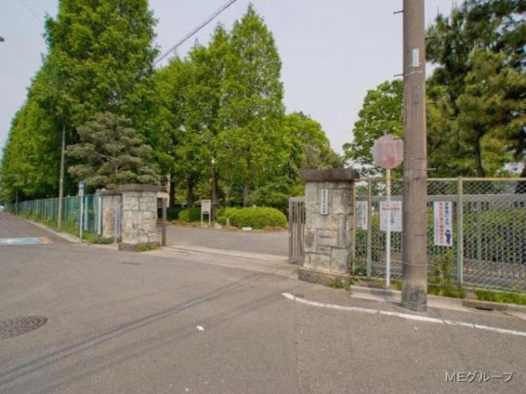 蕨市立第一中学校 400m