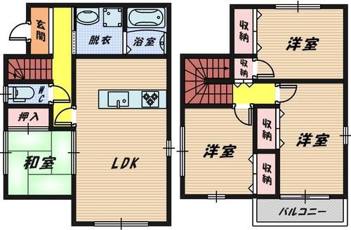 堺市西区原田 中古戸建の画像