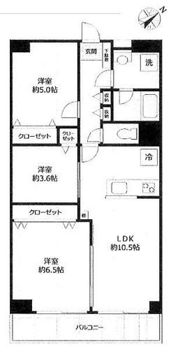 横浜大口ハウスの物件画像