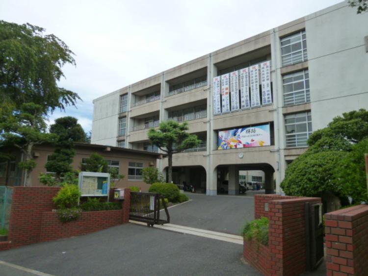川崎市立野川中学校 距離1000m