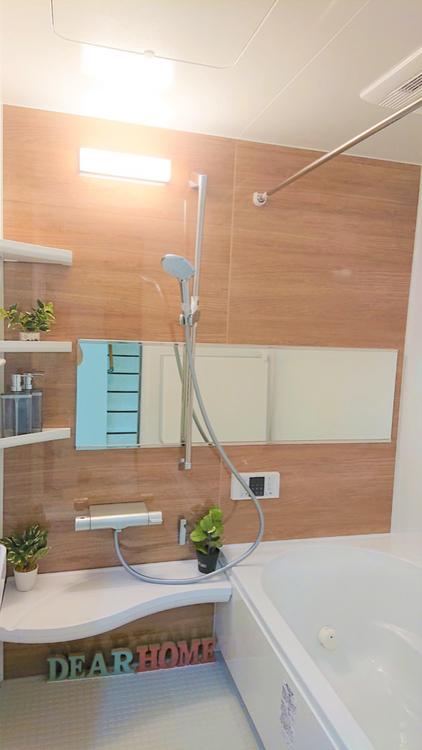 嬉しい浴室乾燥機付きです!