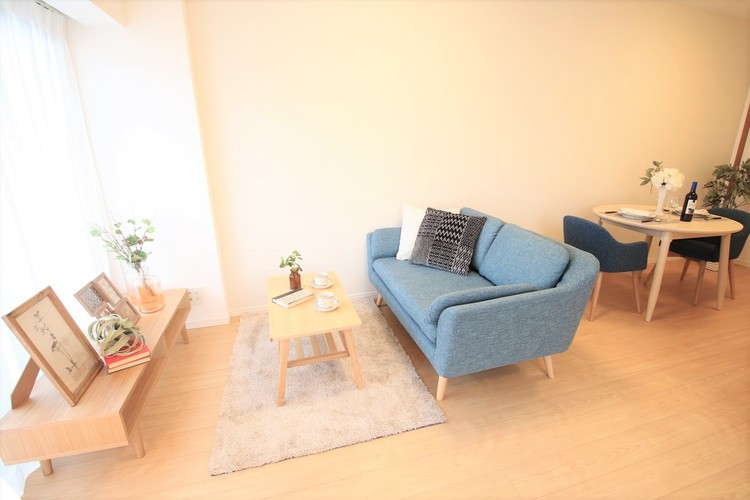 新規内装リフォーム済みのため、きれいなお部屋で新生活をスタートできます
