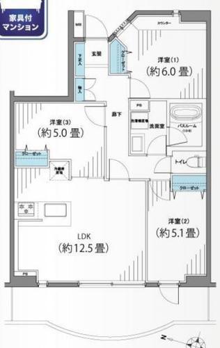 コムーネ東戸塚の画像