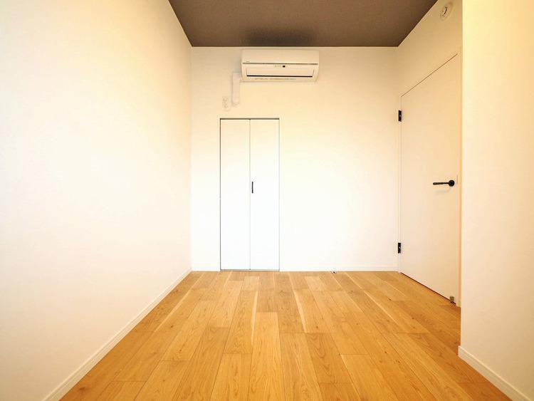洋室約4.0帖 収納スペースあり
