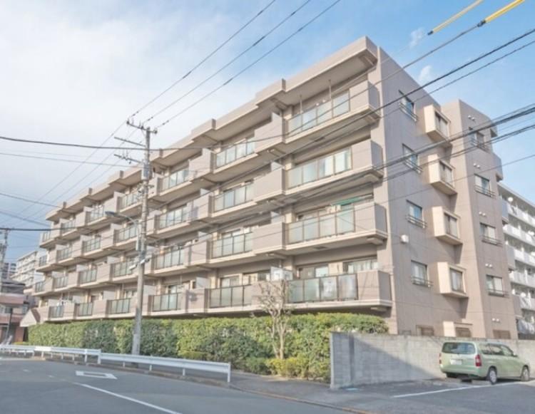 都営三田線「志村坂上」駅徒歩11分。都心へダイレクトアクセス可能