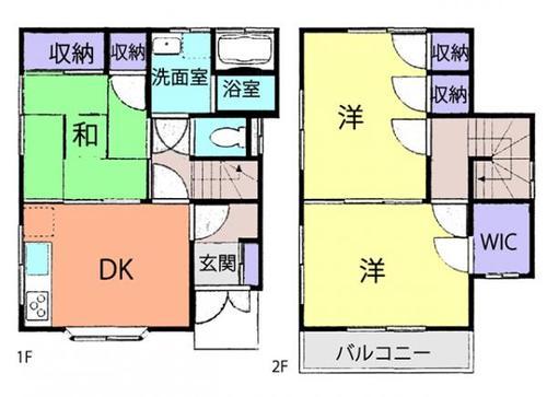 松戸市大谷口 中古住宅の画像