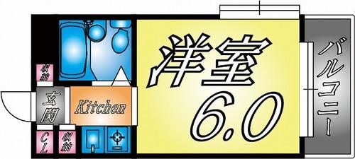 オーナーチェンジ ダイドーメゾン六甲の物件画像