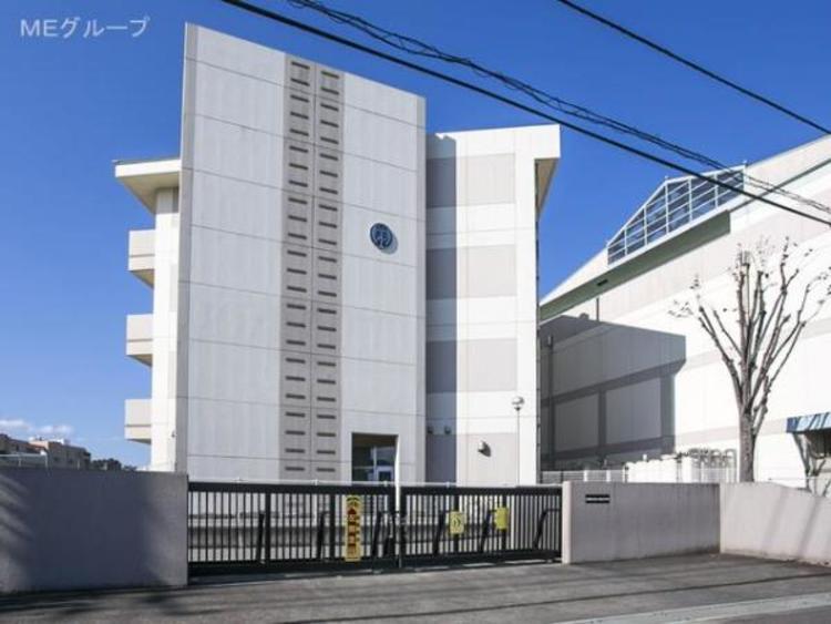 川越市立霞ケ関北小学校291m